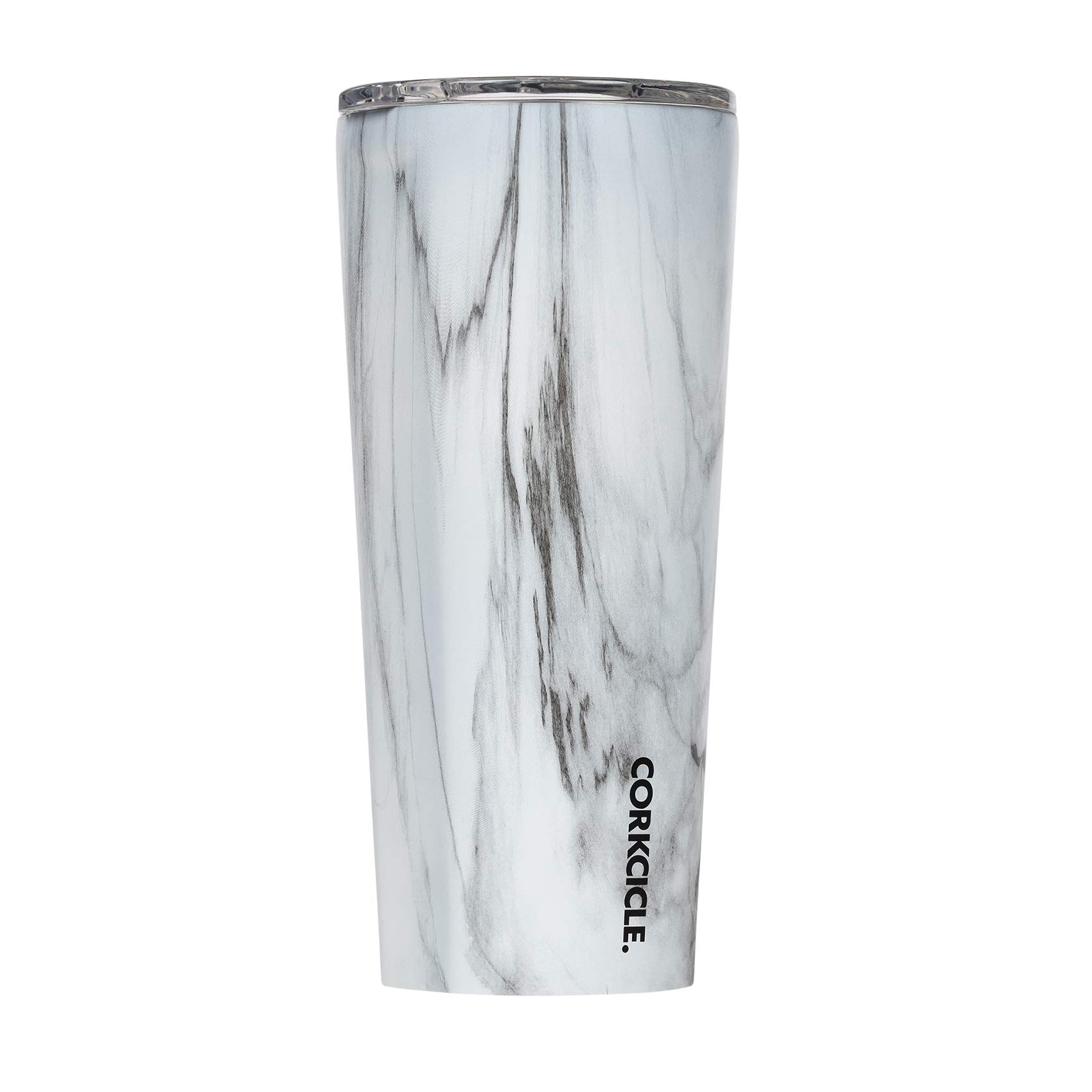 Corkcicle Tumbler - Origins Collection - Triple Insulated Stainless Steel Travel Mug, Wood Snowdrift, 24oz by Corkcicle