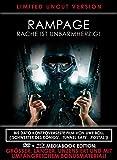 BR+DVD Rampage - Rache ist unbarmherzig- Limited Uncut Black Book Edition - limitiert auf 1000 Stk.