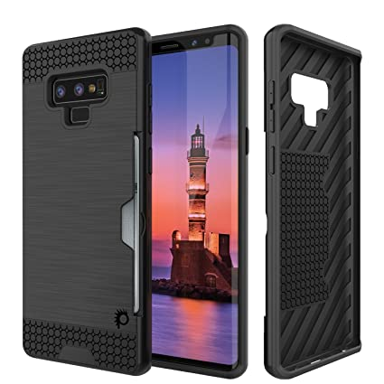 Amazon.com: PUNKcase - Funda para Galaxy Note 9 (función ...