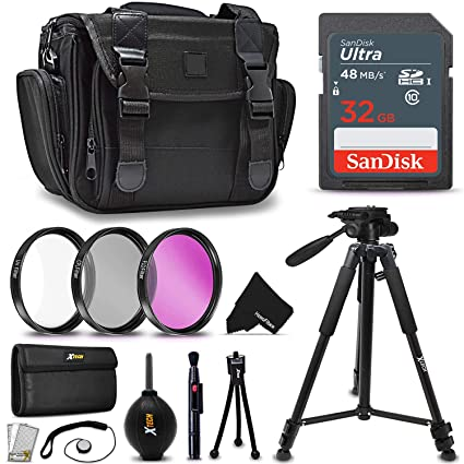 Ideal 21 piezas Kit de accesorios para Nikon D5500, Nikon D750 ...