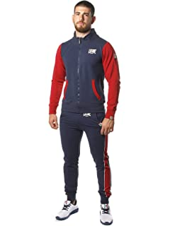 Leone AB796 - Chándal completo (chaqueta y pantalones) turquesa X ...