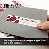 Address Labels - 4 x 1 - Pack of 2,000
