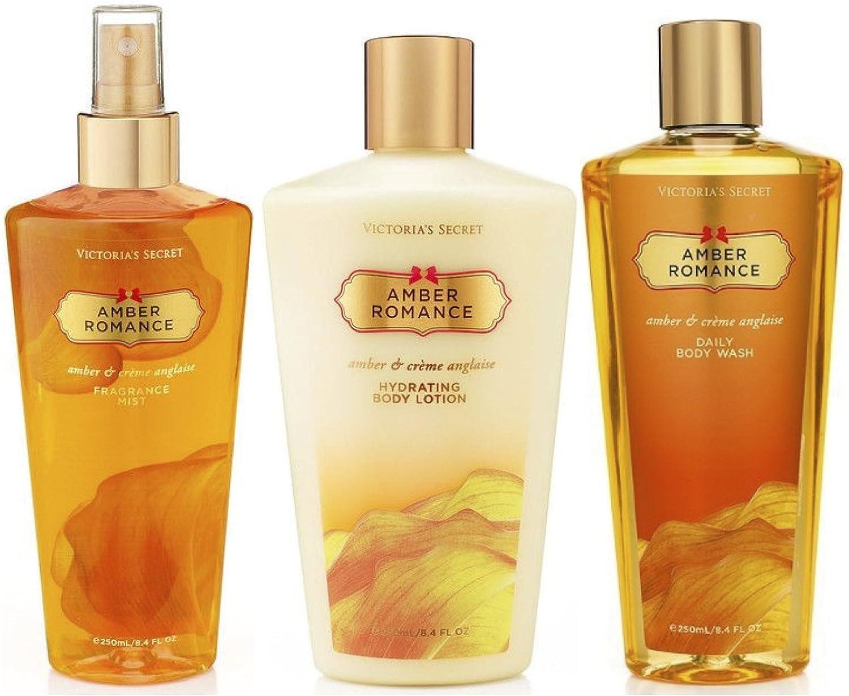 a9f65f962e Amazon.com   Victoria s Secret Amber Romance Gift Set - Mist