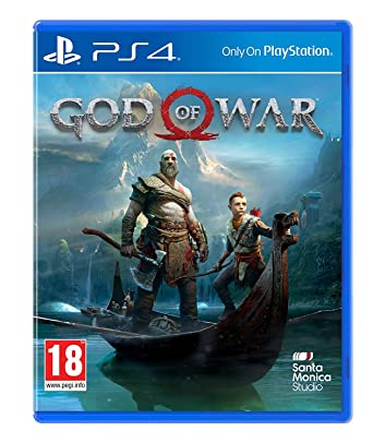 God Of War Edicion Estandar Playstation 4 Sony Amazon Es