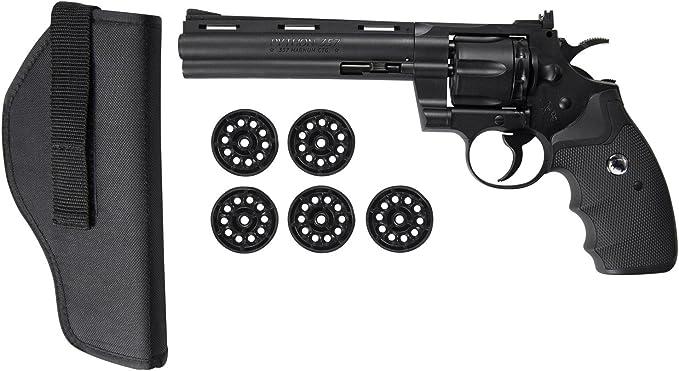 Colt Python 2.5″ .357 CO2 Pellet/BB Revolver air pistol