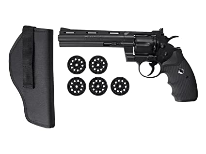 Colt Python  357 CO2 BB Revolver Kit air pistol