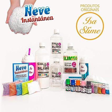 586452c598746  quot Kit Para Fazer Slime Cola Transparente