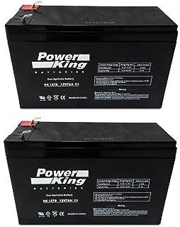 com razor mx mx dirt rocket razor battery wiring set of 2 razor mx350 dirt rocket 12 volt 7 5 amph sla replacement batteries