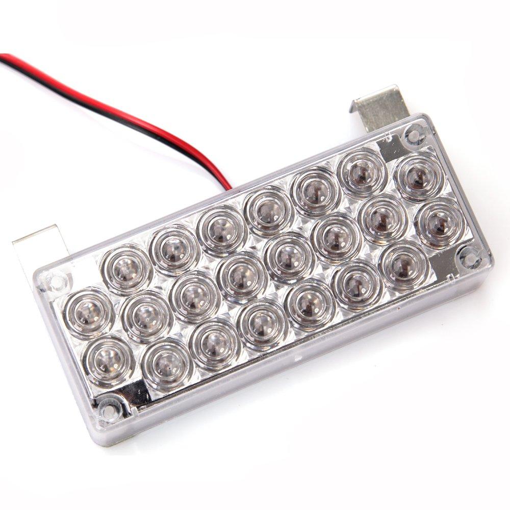 Koolertron Strobe Blitzer Licht Auto 88 LED Beleuchtung Flashlight ...