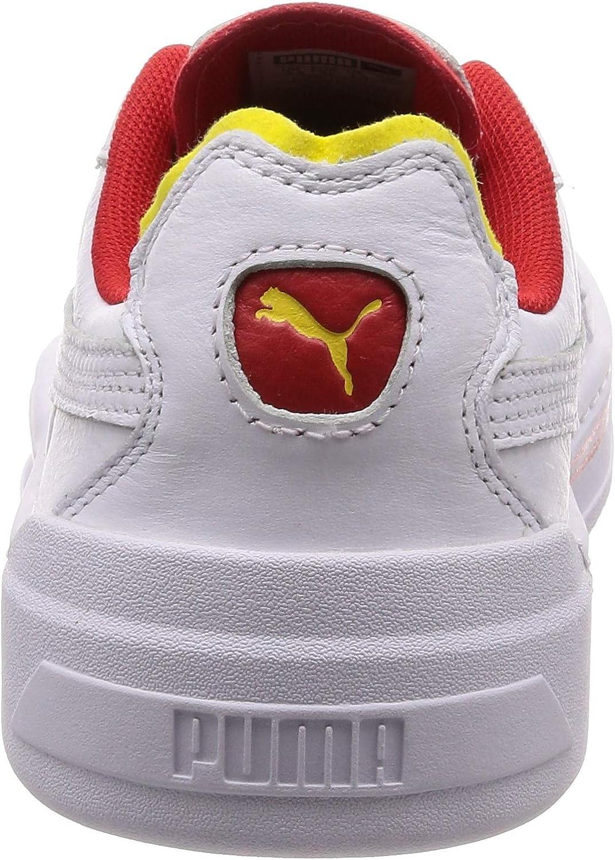 Puma Basket Cali Drive Thru - Ref. 369472-01 Blanc