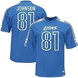 Nike Carson Wentz Philadelphia Eagles Jersey Black.  129.95 -  134.95 · VF  Detroit Lions Calvin Johnson  81 Majestic Mens Hashmark Jersey Blue Big    Tall ... 3bc3f8f29
