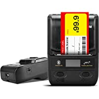 NETUM 58mm impresora de etiquetas portátil con Bluetooth