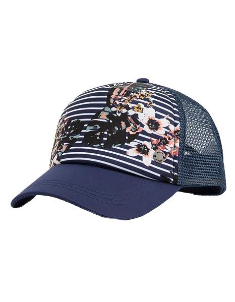 aacfe4daf Amazon.com: Roxy Junior's Reggae Town Girls Trucker Hat, Medieval ...