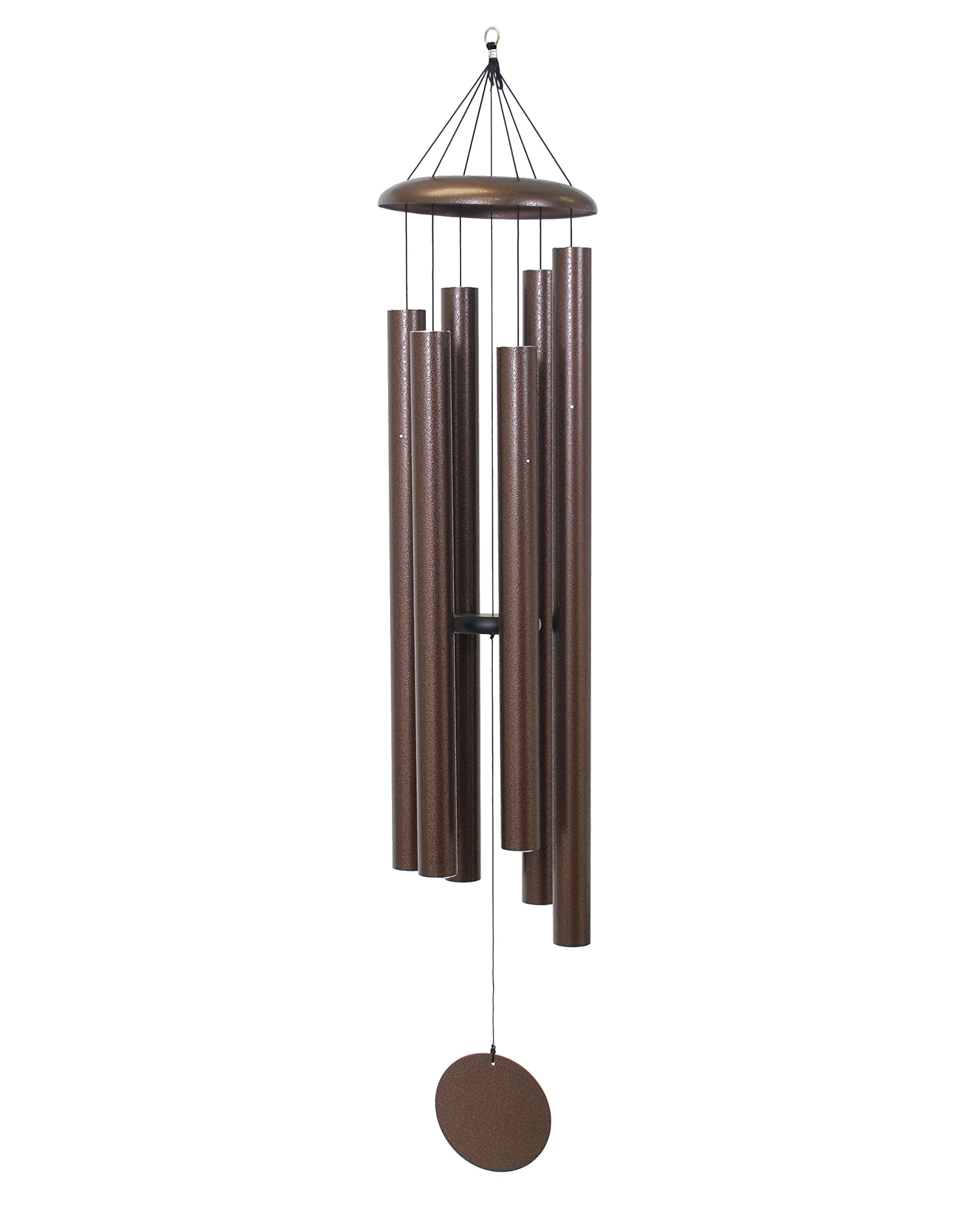 Corinthian Bells 65-inch Windchime, Copper Vein by Corinthian Bells