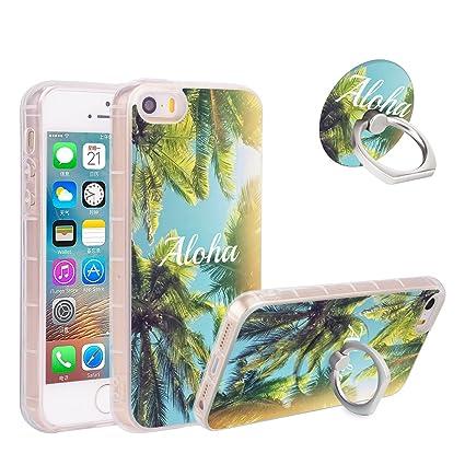 Amazon.com: iPhone 8 Funda iPhone 7 Funda piña de mármol ...