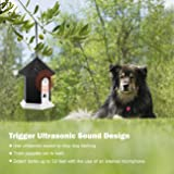 PET CAREE Dog Repellent Ultrasonic, Outdoor Solar