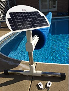 Amazon.com: Automatic Solar Blanket Cover Reel/Roller - Remote ...