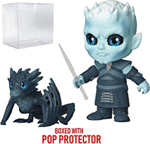 Funko Game of Thrones - Night King Funko 5 Star Action Figure (Includes Compatible Pop Box Protector Case)