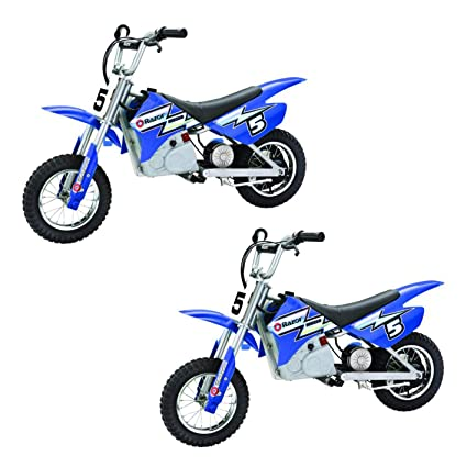 Amazon.com: Razor MX350 Dirt Rocket - Motocross eléctrico ...