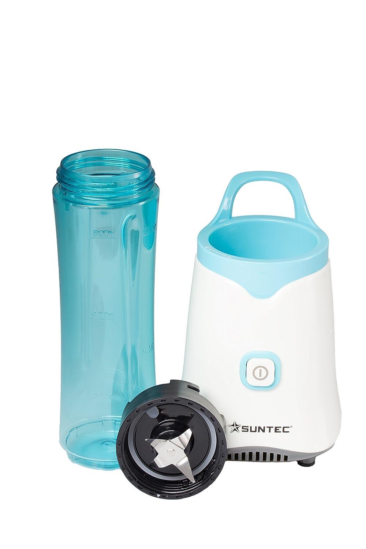 Suntec Wellness SMO-9943 Smoothie Maker, 150 W, turquesa