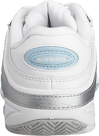 K-Swiss DEFIER RS - Zapatillas De Tenis de cuero mujer: Amazon.es: Zapatos y complementos