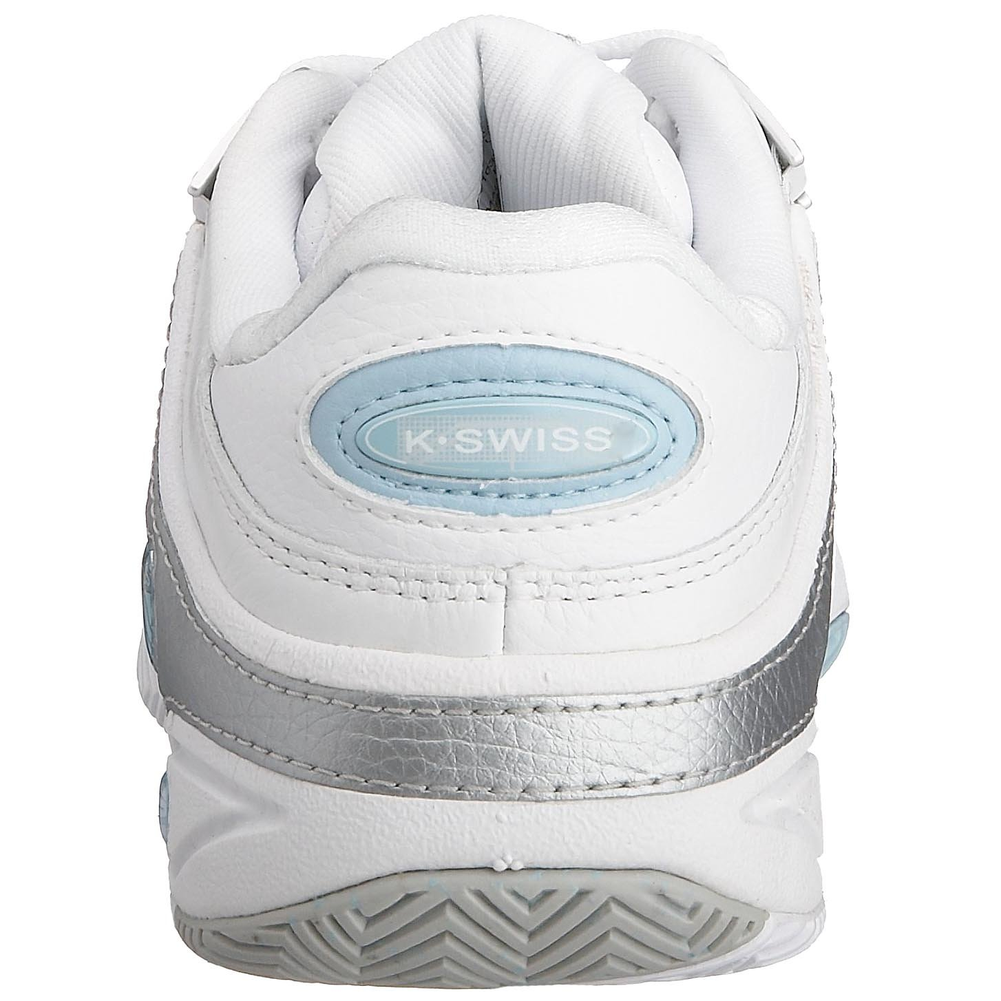 K-Swiss Defier RS Womens Tennis Shoes, White, US6.5
