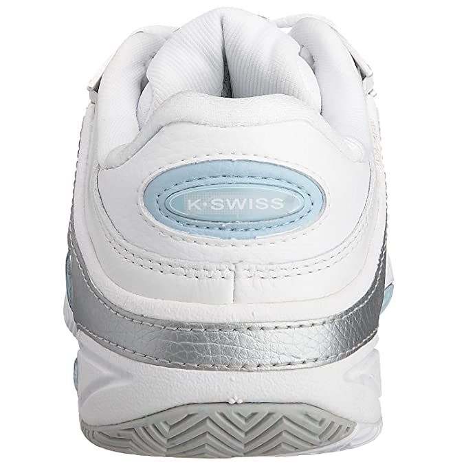 K-Swiss Defier RS Womens Tennis Shoes, White, US6