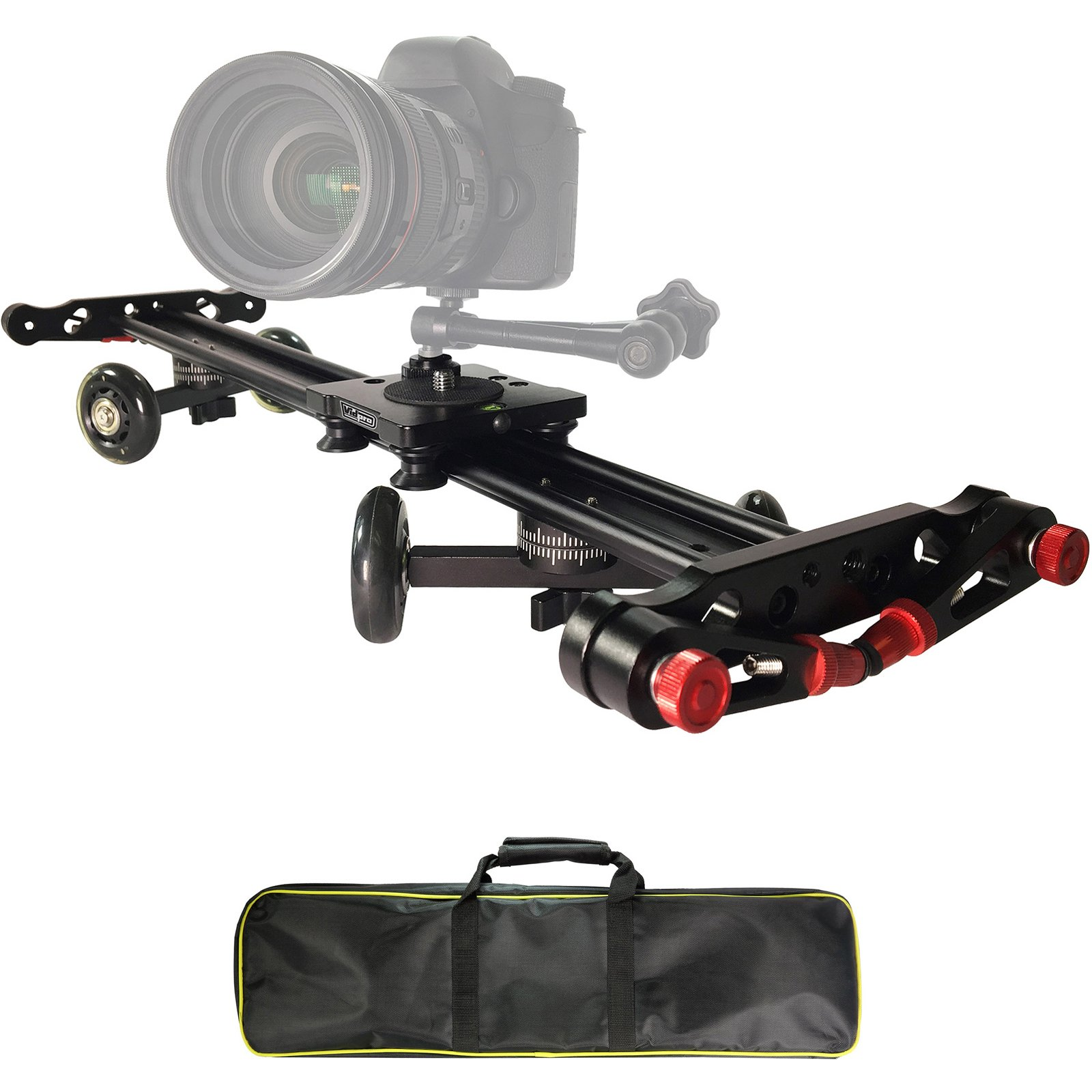 Vidpro SK-24 Professional 24'' Track Slider and Skater Dolly