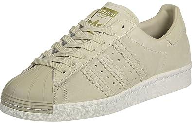 brand new e4410 25b2d Adidas Originals SUPERSTAR 80s Sneaker, EU 42 23, Beige