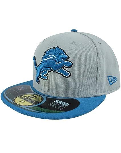 New Era 59Fifty NFL Detroit Lions Cap (6 7/8)