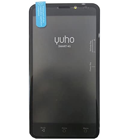 YUHO Y1 MOBILE - SKY GREY Smartphones at amazon