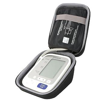 co2CREA Duro Viajar Caso Cubrir para OMRON M3 Tensiómetro de brazo digital(travel case)