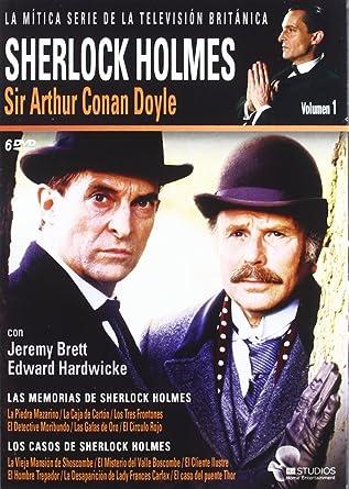 Pack casos y memorias sherlock Holmes [DVD]: Amazon.es: Varios: Cine y Series TV
