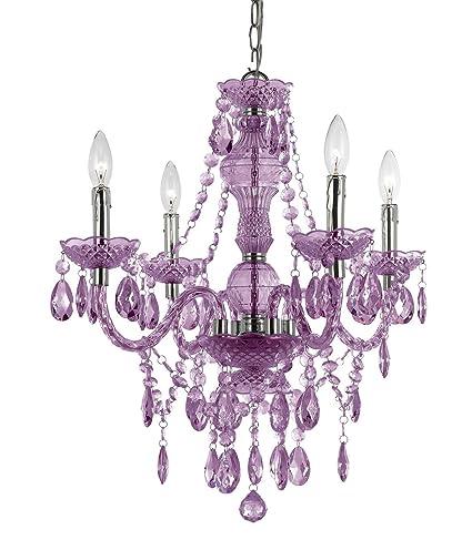 Af lighting 8353 4h naples four light mini chandelier light purple af lighting 8353 4h naples four light mini chandelier light purple aloadofball Gallery