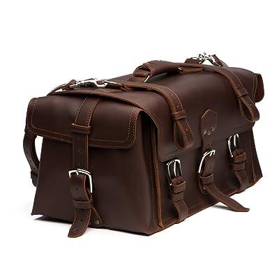d236602d68 Saddleback Leather Side Pocket Duffel - Best Carry On