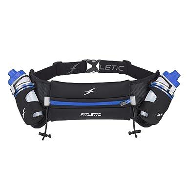 Fitletic HD08 - Cinturón de hidratación para Running