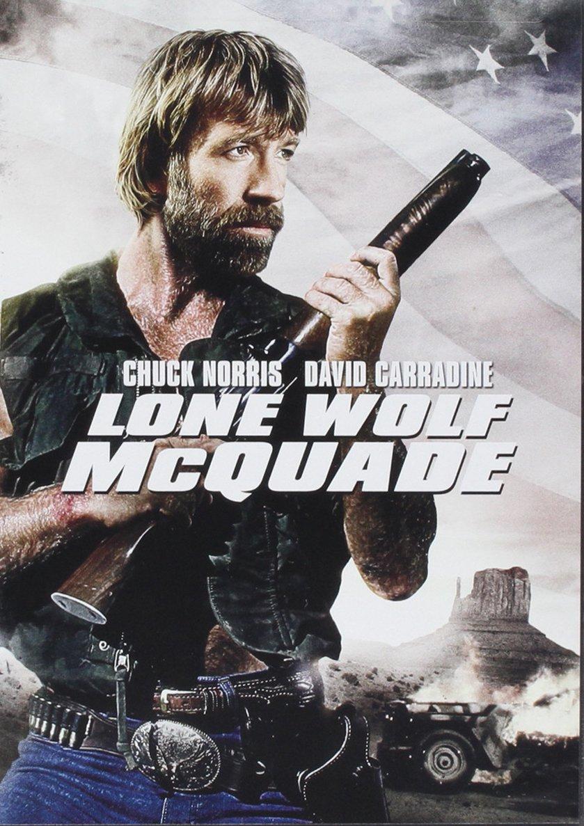Amazon com: Lone Wolf McQuade: Chuck Norris, David Carradine