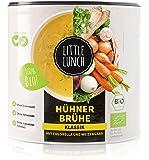 Little Lunch Bio Hühnerbrühe ohne Zucker & Hefe - 420g / 21 Liter