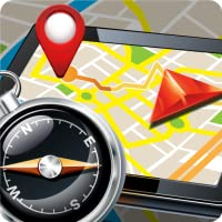 GPS Navigation, Offline Maps Directions Tracker