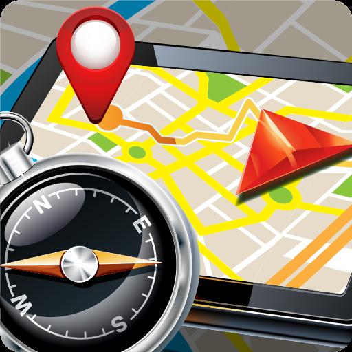 Gps Navigation  Offline Maps Directions Tracker