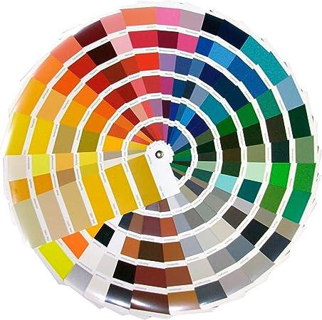 Farbfächer Farbkarte Auto