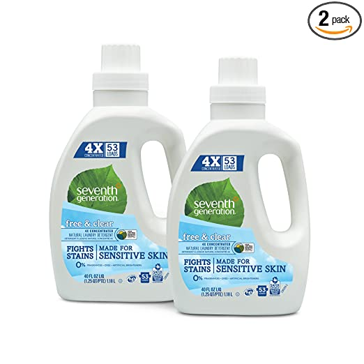 Liquid Detergent 40 Fl Oz.