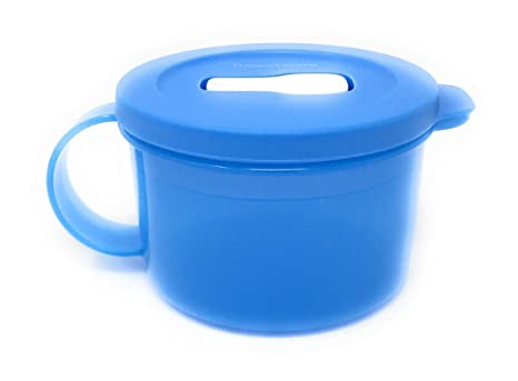 Amazon.com: Tupperware Color Azul Medio crystalwave ...
