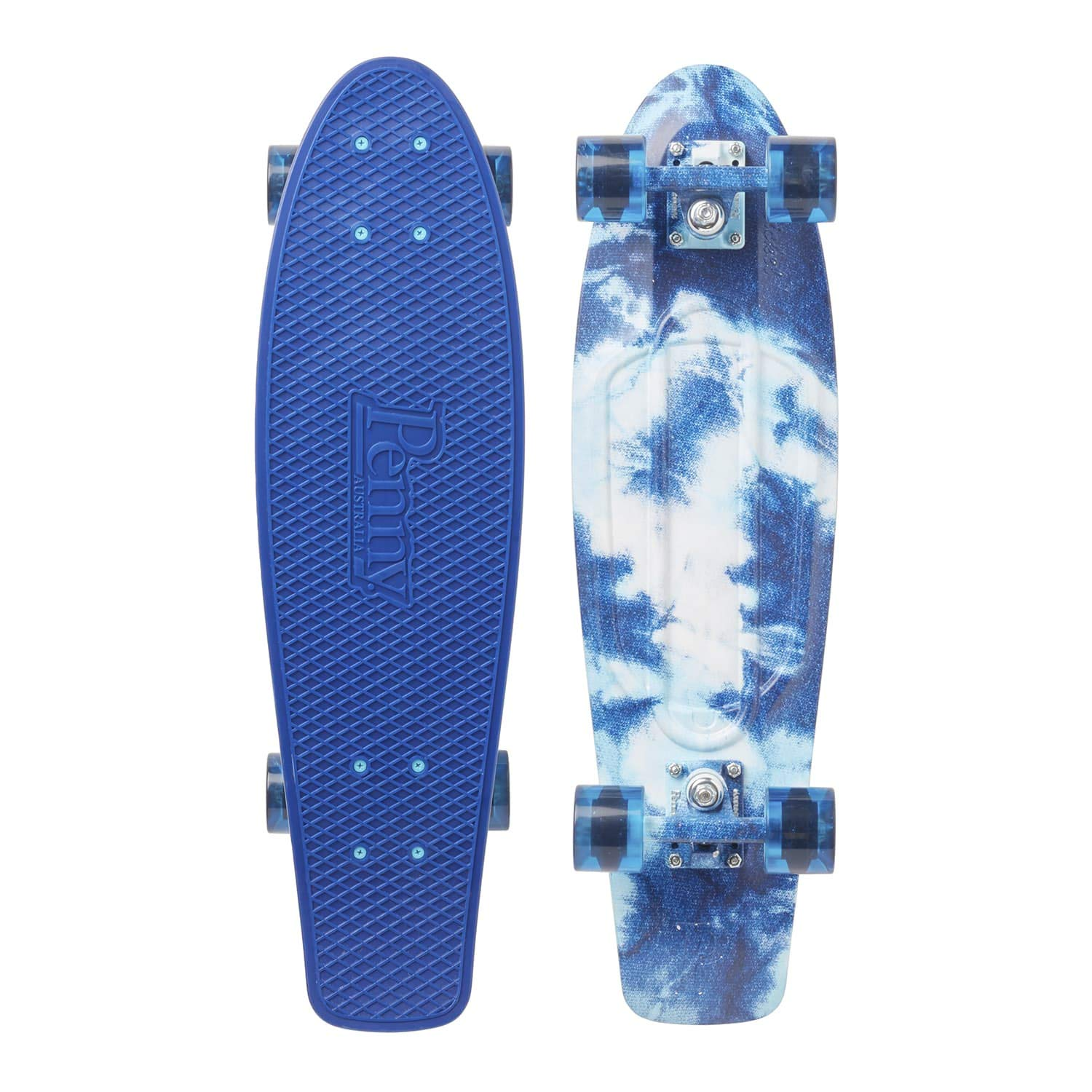Penny Skateboards 27 Inch Complete (27 Inch, Cracked Dye)