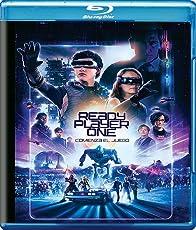 Ready Player One: Comienza el Juego [Blu-ray]