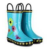 Amazon Price History for:Chilipop Rainboots for Boys, Girls & Toddlers with Fun Colorful Prints