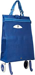 Gimi Shopping Bag Brava 38X22.5X69Cm (Blue)