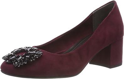 TALLA 37 EU. MARCO TOZZI 2-2-22443-31 549, Zapatos de Tacón para Mujer