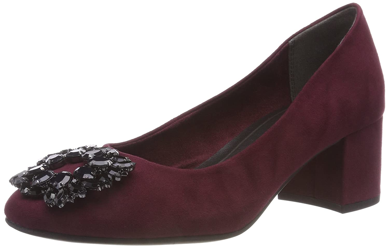 TALLA 39 EU. MARCO TOZZI 2-2-22443-31 549, Zapatos de Tacón para Mujer