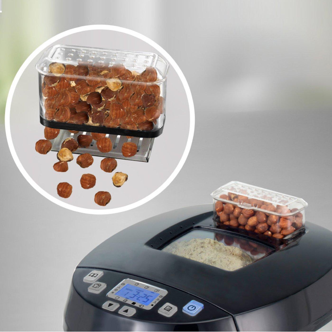 BEEM Germany Multi-Back Topclass 5 in 1 - Máquina de hacer pan, arrocera, reductora por cocción y panificadora
